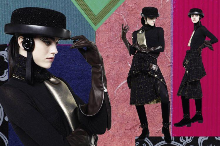 Chanel's new fall ad campaign