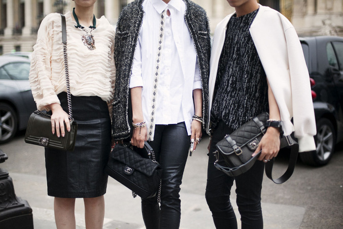 Chic Amp Disheveled S Guide To French Style Style Files