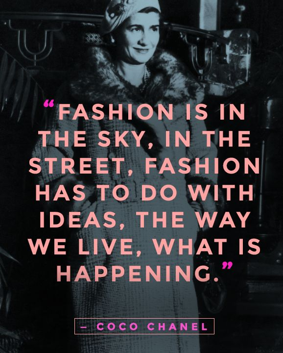 The Best Quotes from Coco Chanel on Her Birthday