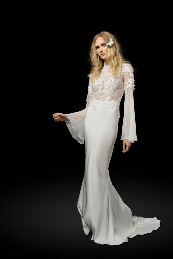 Elizabeth Fillmore Bridal Spring 2017