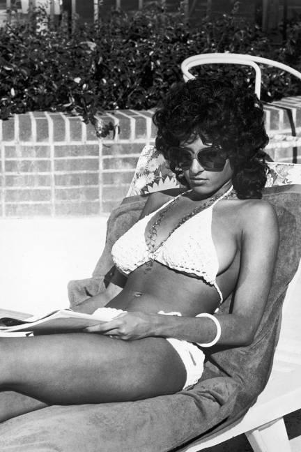 Pam Grier Bikini 22