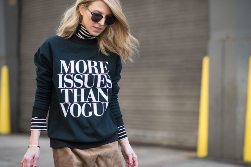 Head-Turn Worthy Street Style Snaps From NYFW Fall 2015