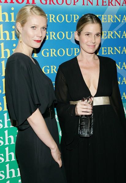 Arin Lauder and Gwyneth Paltrow