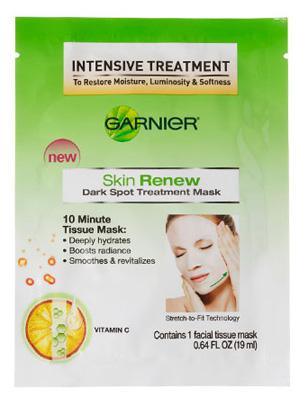 garnier-skin-renew-dark-spot-mask