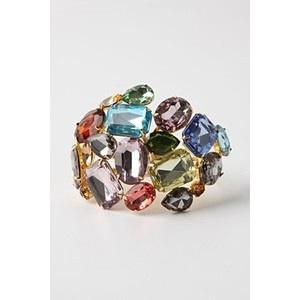 Gemstone Bracelet from Anthropologie