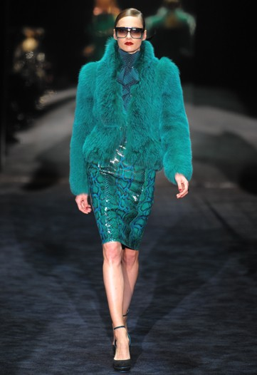 Milan Fashion Week Review – Gucci Fall 2011