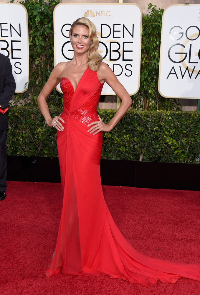 The Best Dressed Women & Men at the 2015 Golden Globes