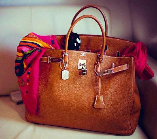 Hermes Birkin bag. Pinterest