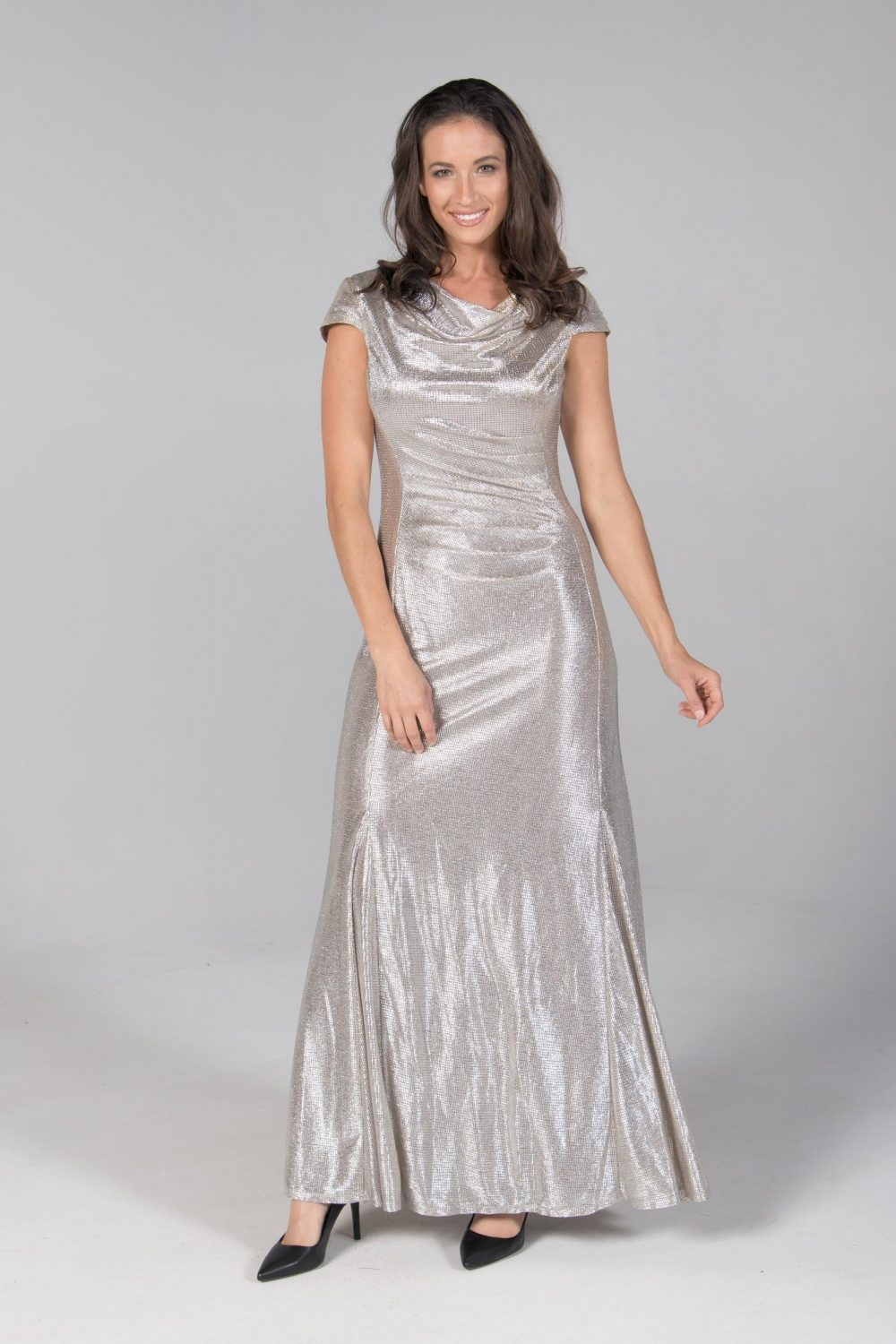 e6361247f72 Make a metallic statement in a trend from the catwalks and the concert  stages. If you re looking now for your New Years Eve party dress