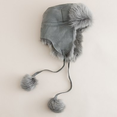 J Crew Trapper Hat