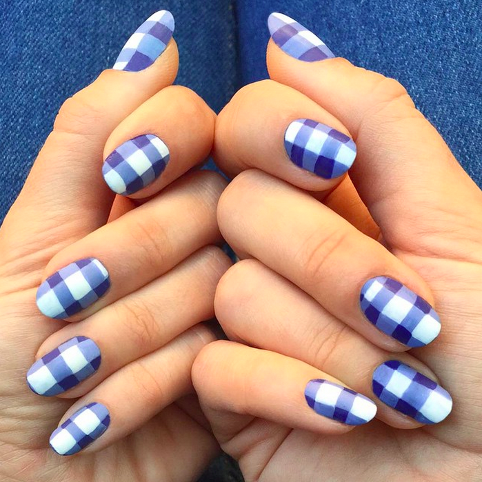 Bright & Bold Summer Nail Art Inspiration - Style Files