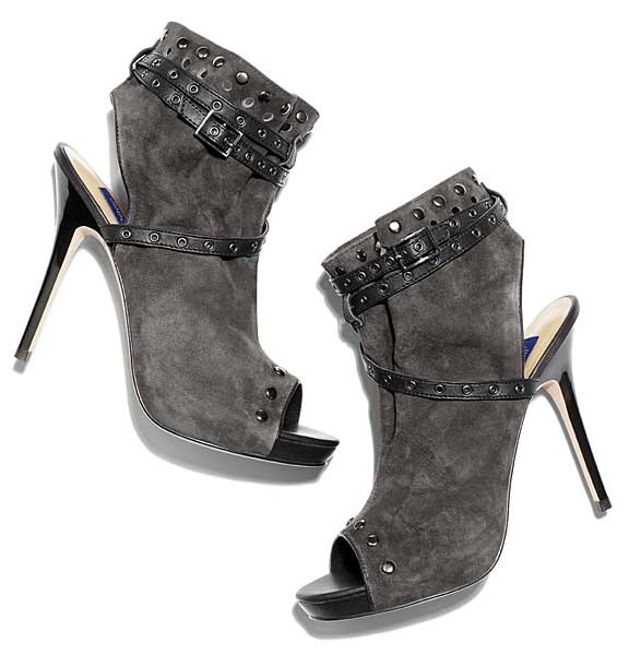 Jimmy Choo booties for H&M