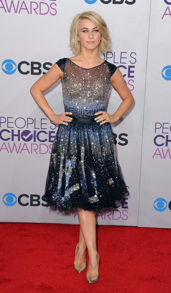 julianne-hough-peoples-choice-awards-2013