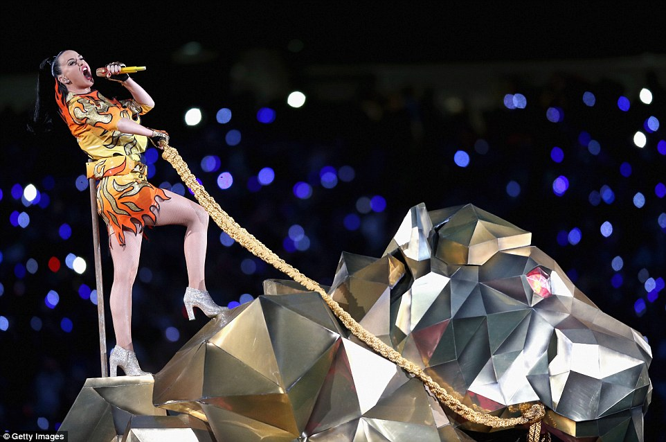 The Most Memorable Super Bowl Halftime Costumes in History