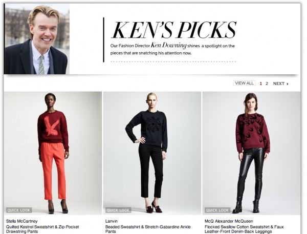 ken picks
