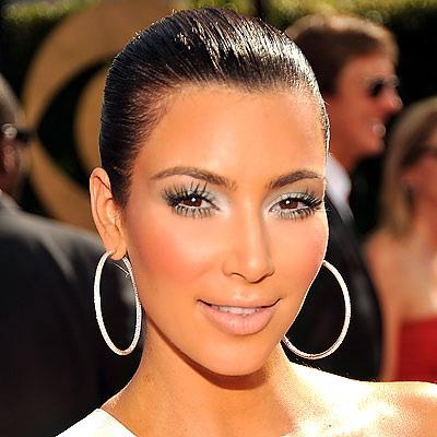 kim kardashian makeup looks. Kim Kardashian