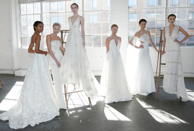 Lela Rose Bridal Spring 2017