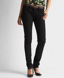 Levi's 531 black jeans