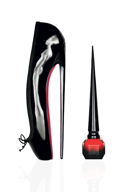 Match Your Nails to Your Louboutins With Christian Louboutin's New Nail Polish Line