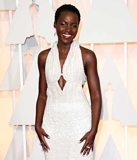 The Story of Lupita Nyong'o's Stolen $150K Oscar Dress