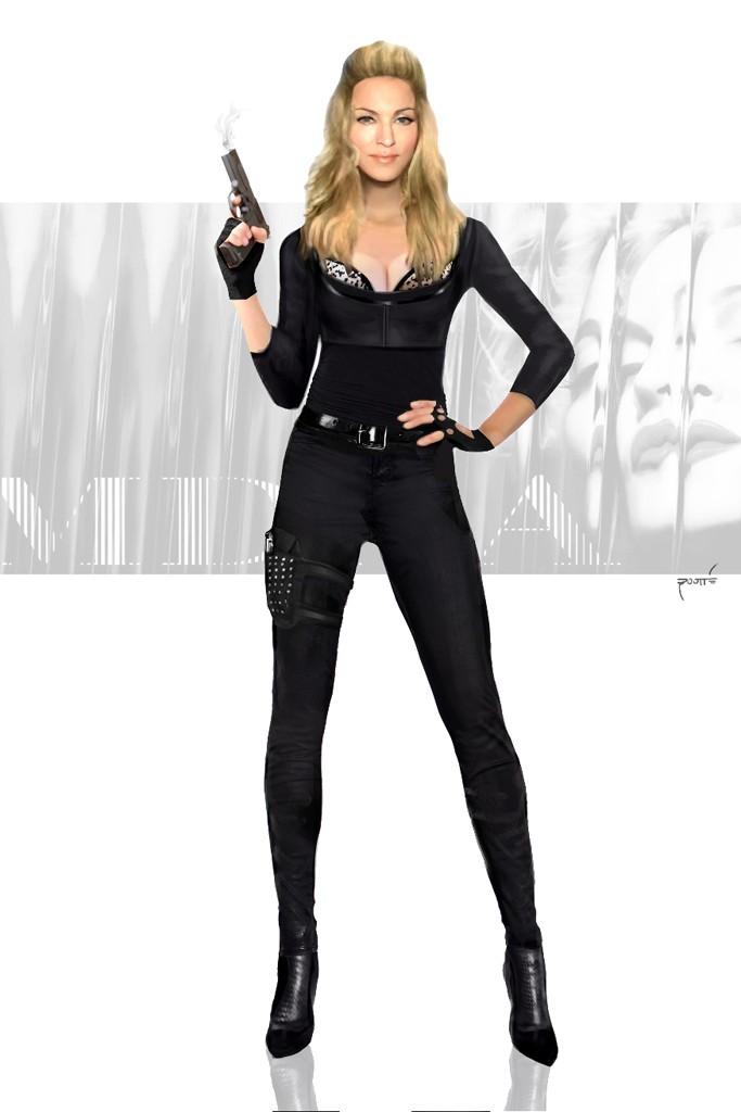 u201cWe ...  sc 1 st  Arizona Foothills Magazine & A sneak peek at Madonnau0027s tour costumeu0027s