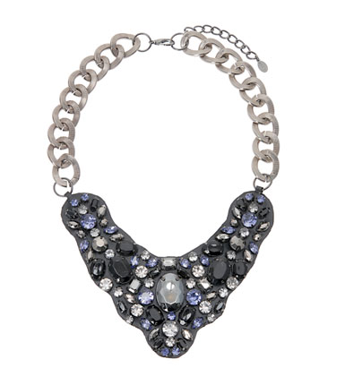 Maiello Bib Necklace from Aldo - $35