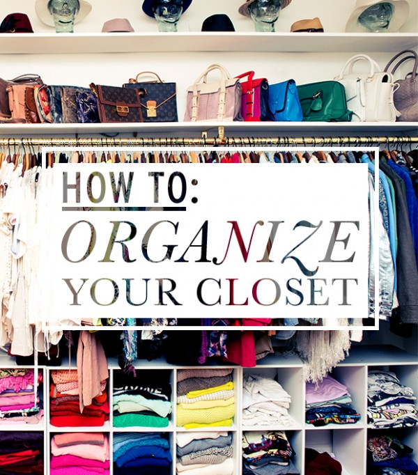 How to organize your closet part 2 style files for How to organize your closets