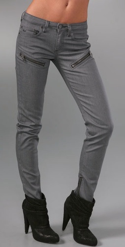 Marc by Marc Jacobs zipper jeans