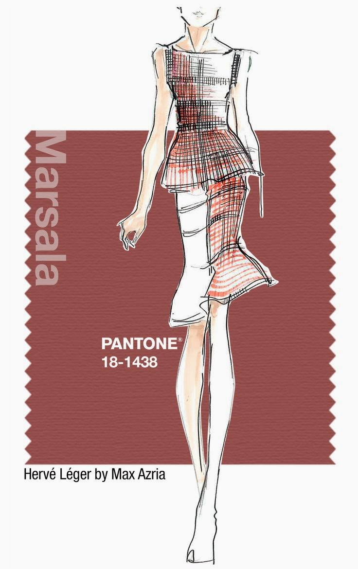 Pantone Releases Fall 2015 Color Report