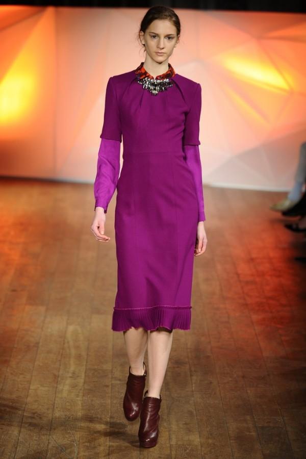 London Fashion Week Review