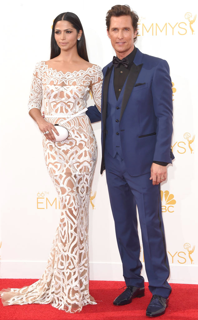 Best Dressed From the 2014 Emmys Red Carpet