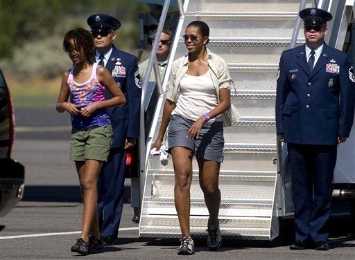 Lifestyles Michelle Obama Shorts