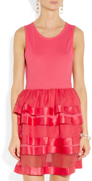 miu-miu-coral-ruffled-cottonjersey-and-silkorganza-dress-product-2-6338629-396534800_large_flex