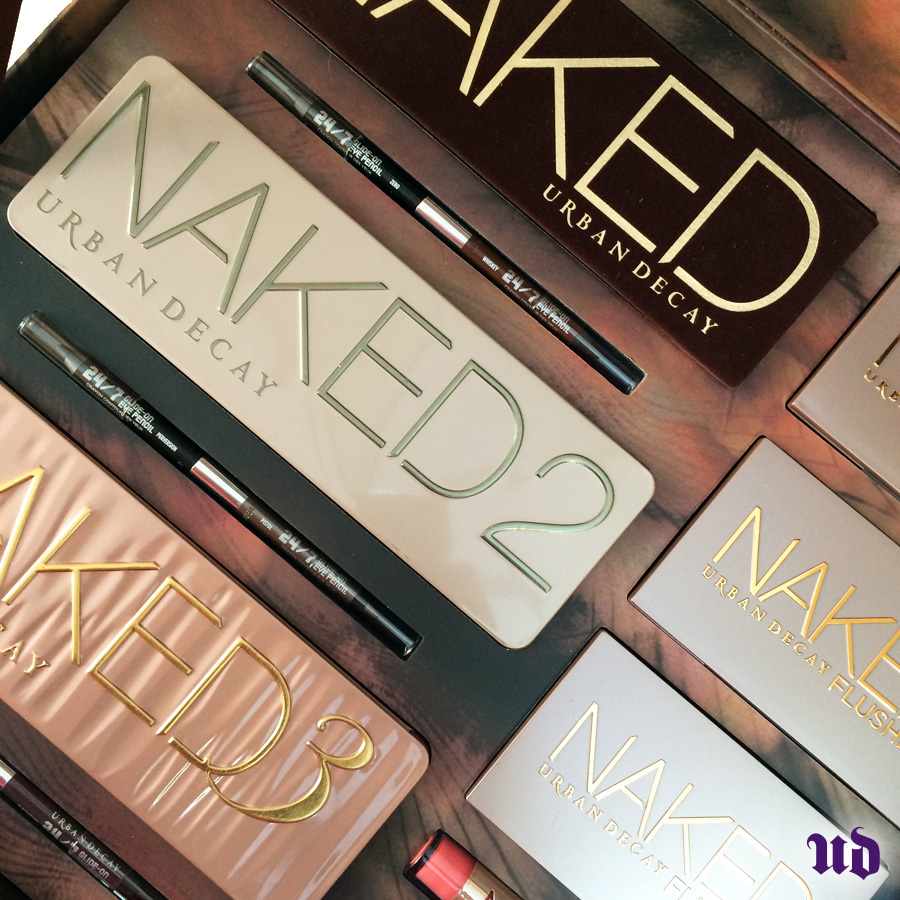 Every Naked Product is in Urban Decay's New The Naked Vault