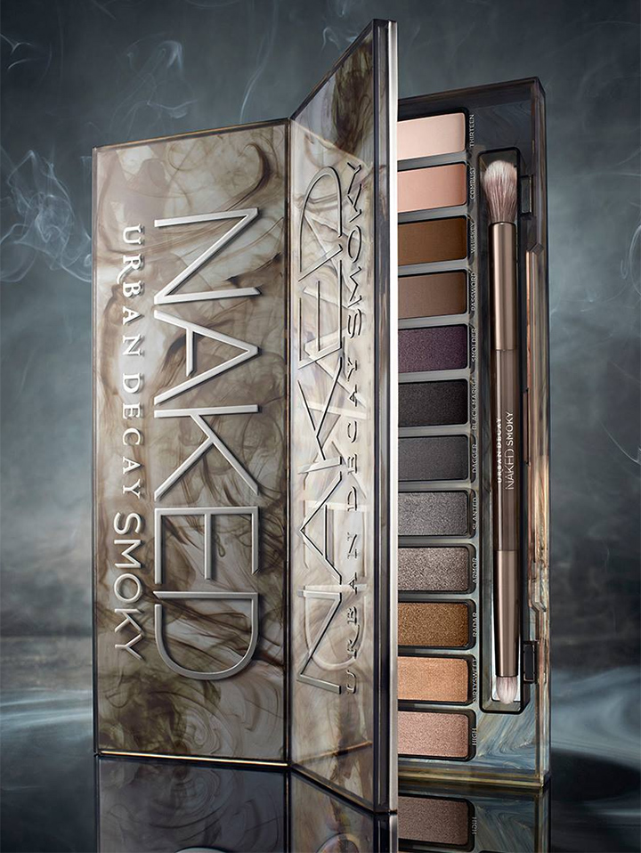 Breaking Beauty News: There's a New Naked Palette