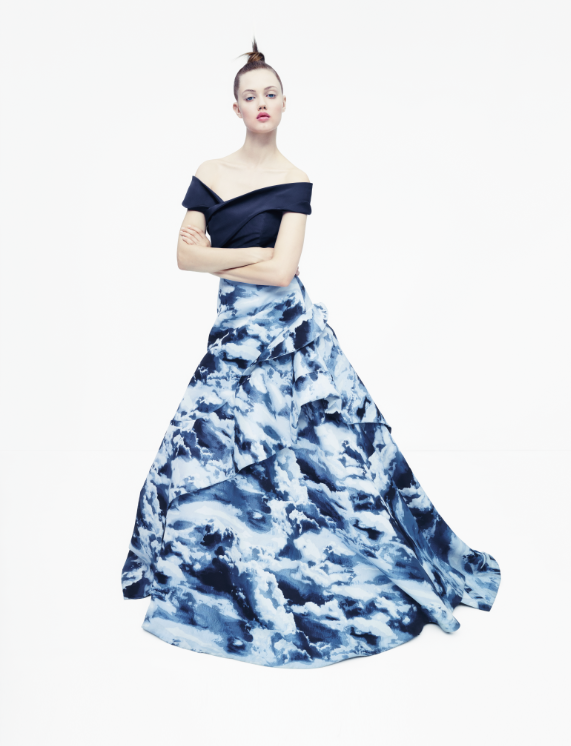 Carolina Herrera. Photo courtesy Neiman Marcus