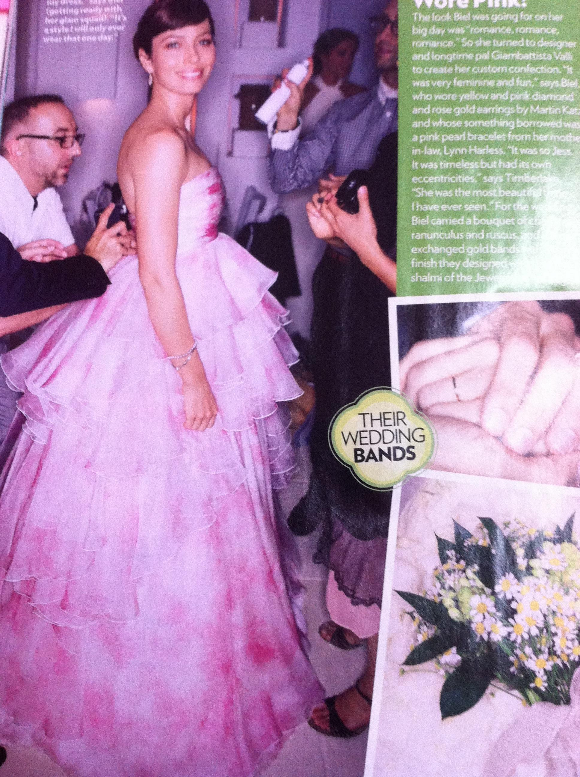 Bridal Blush - Style Files