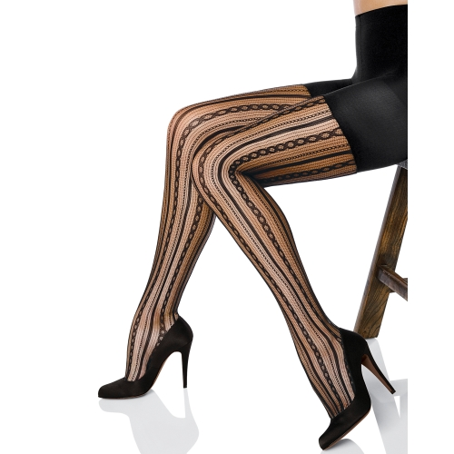 Spanx Patterned Tights