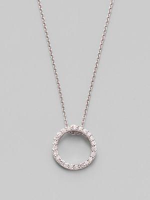 roberto-coin-baby-diamond-circle-necklace