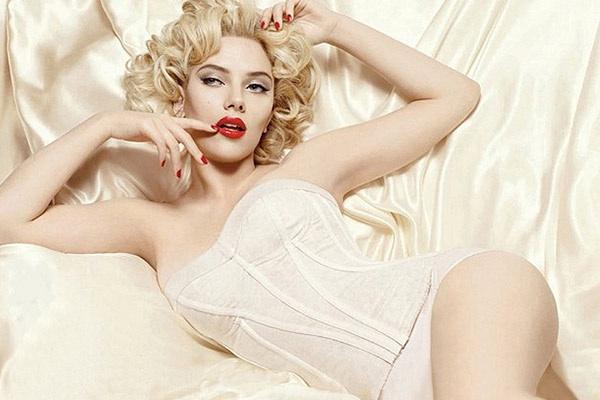 Scarlett for Dolce and Gabbana