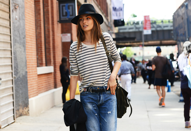 Chic & Disheveled's Guide to French Style