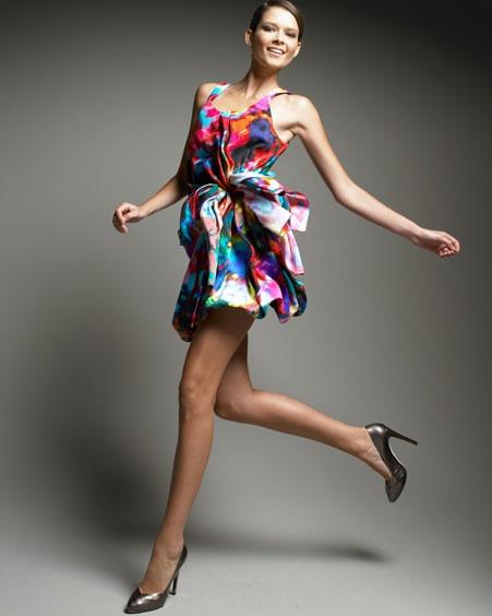 Thakoon print dress
