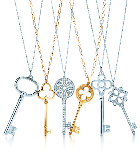 Tiffany Co Keys Collection