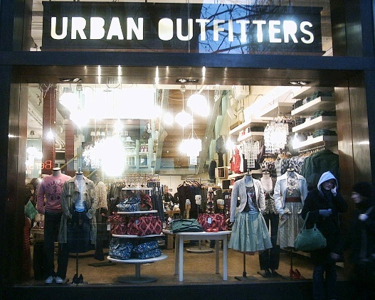 Urban Outfitters New Brand Of Stores