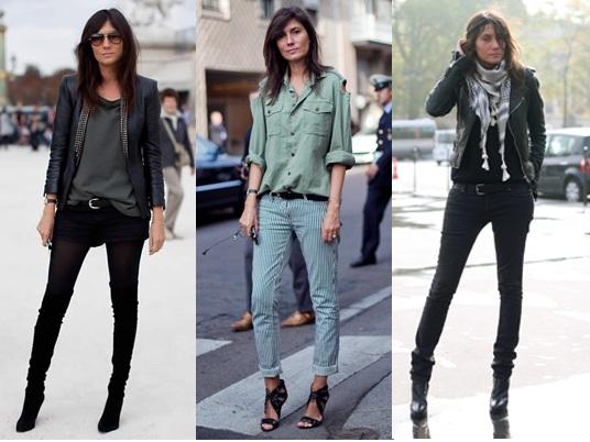 Французы одежда