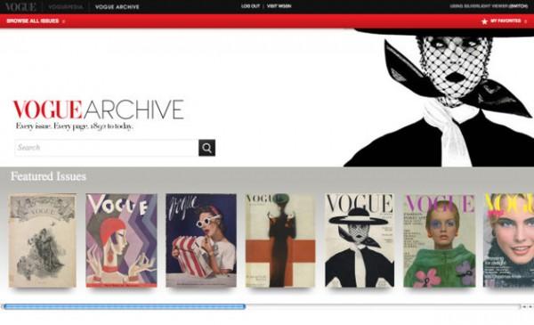 vogue-archive