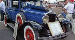 Phoenix Classic Car and Hot Rod Show in Chandler