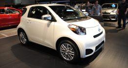 The Quasi-Micro Scion IQ is the Perfect City Car