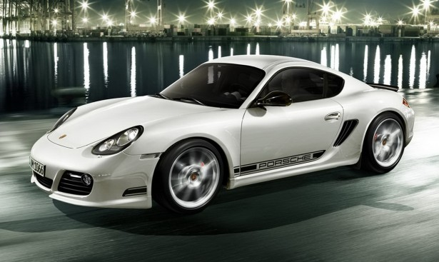 Porsche Ups the Ante with the New Cayman R Model
