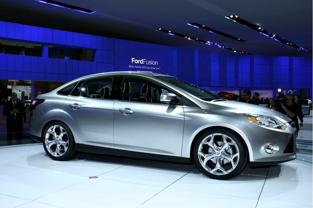 The New 2012 Ford Focus Has a lot to Offer Phoenix Valley Residents